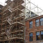 Domestic Scaffolding Services | Paisley, Scotland | Scaffolding Solutions | The Human Touch Scaffolding Company